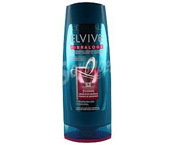 Elvive L'Oréal Paris Crema suavizante Fibralogy creadora de densidad frasco 250 ml para cabellos con poca densidad Frasco 250 ml