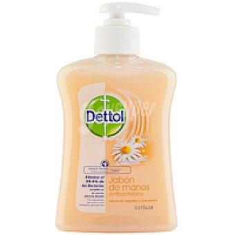 Detoll Jabón nutriente para manos Bote 250 ml