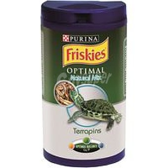 Friskies Purina Optimal anchoa-gammarus tortuga Bote 100 g
