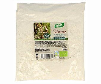 SANTIVERI Harina de arroz ecológica 250 gramos