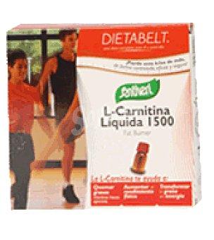Santiveri L-carnitina liquida dietabelt 100 ml