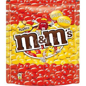 M&M's Cacahuetes con chocolate Edición Especial Eurocopa Bolsa 250 g