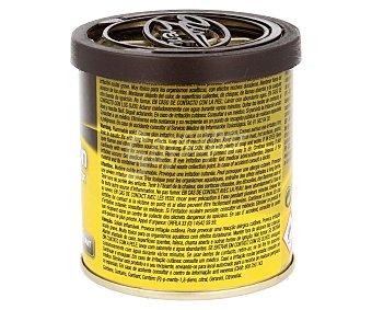 AUTOBRILL Ambientador en gel para coche en envase de lata con olor a limón 1 unidad