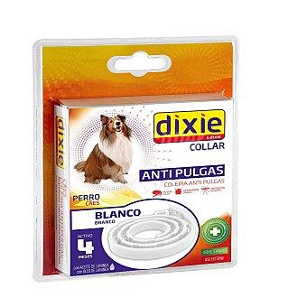 Dixie Collar insecticida para perros blanco 1 Ud