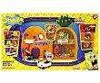 Playset con Luces y Sonidos Casa Piña Simba. BOB