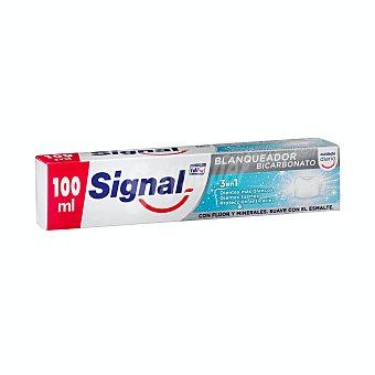 Signal Dentifrico pasta bicarbonato Tubo 100 ml