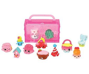 Shopkins Pack Shopkins season 4, incluye 12 figuritas Pack de 12 unidades
