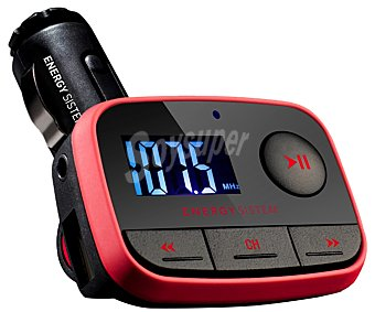 ENERGY SISTEM F2 Reproductor MP3 Reproductor MP3 coche