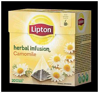 Lipton Manzanilla 20 unidades (14 gramos)
