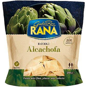 GIOVANNI RANA GRANFINEZZA Ravioli fresco relleno de alcachofas Bandeja 250 g