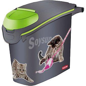 CURVER contenedor para alimentos de mascotas capacidad para 6 kg 1 unidad