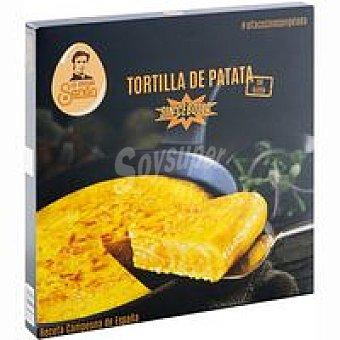 LA COCINA DE SENÉN Tortilla de patata sin cebolla caja 700 g