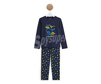 In Extenso Pijama largo para niño talla 12 talla 12.