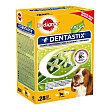 Snacks para perros de raza mediana para un aliento fresco  Caja 28 unidades (720 g) Pedigree Dentastix