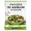 MENESTRA VERDURA CONGELADA (CON HABAS BABY) PAQUETE 1 kg Hacendado