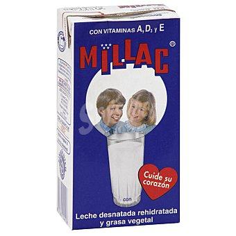 Millac Preparado lacteo de leche entera con vitaminas Envase 500 ml
