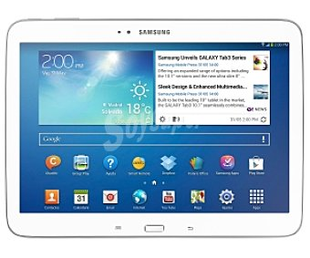 Samsung Tablet 10.1 TAB3 P521