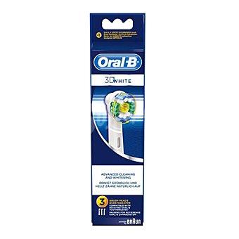 Braun Recambio dental blanqueador eb18 oral b braun