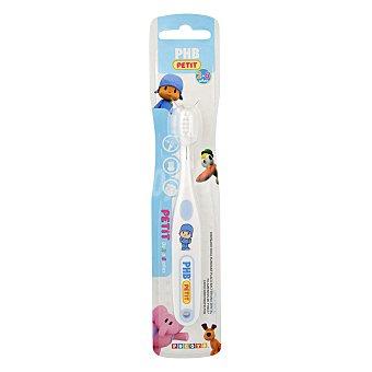 Phb Cepillo dental para niños de 2 a 6 años 1 ud 1 ud