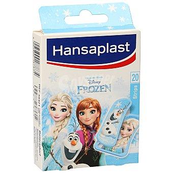 Hansaplast Apósitos tiritas de Frozen Caja 16 u