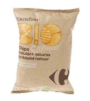 Carrefour Bio Patatas fritas onduladas 125 g