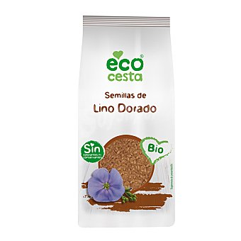 Ecocesta Semillas de lino dorado bio 250 g