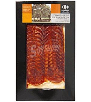Carrefour Chorizo ibérico en lonchas 100 g