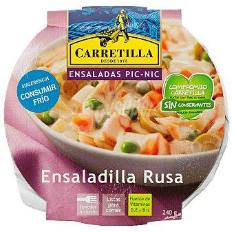 Carretilla Ensaladilla rusa Tarrina 240 gr