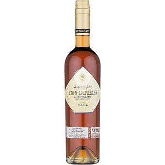 Vino amontillado de Jerez botella 50 cl