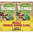 Café del Trópico molido mezcla Pack 2 paquetes 500 g Bonka Nestlé