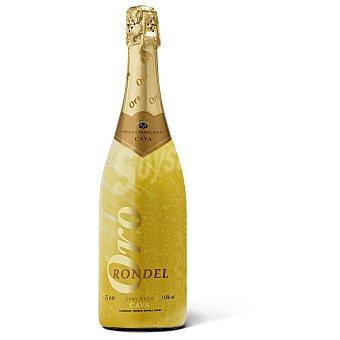 Rondel Oro Cava Semi-seco Botella 75 cl