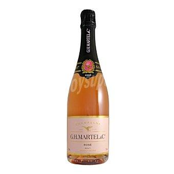 G.H.MARTEL Champagne brut rose 75 cl
