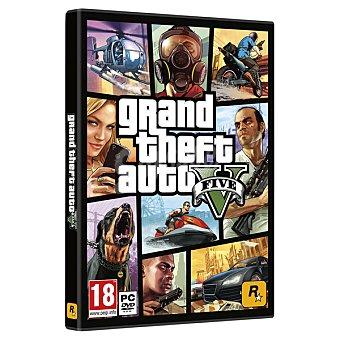 Videojuego Grand Theft Auto V para PC 1 Unidad