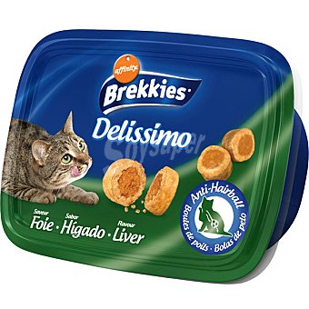 Brekkies Cat Snack hairball 75GX12
