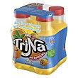 Naranja sin burbujas añadido Pack 4 botellas 27,5 cl Trina