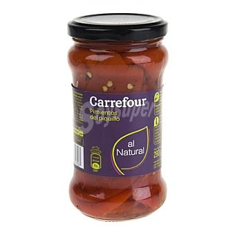 Carrefour Pimiento del piquillo entero 220 g