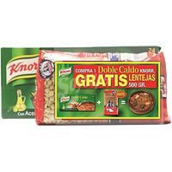 Knorr Carne 24p+Lentejas 500gr
