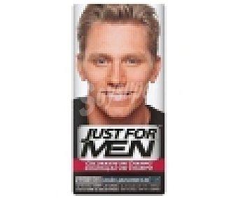 Just For MEN Colorante en champú H-25 castaño claro 100 Mililitros