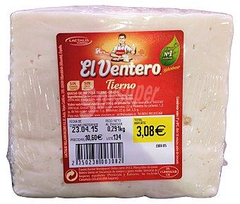 EL VENTERO Queso tierno mezcla 250 g peso aprox.