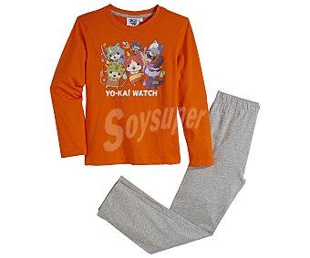 Yo-kai Pijama para niño talla 6 watch