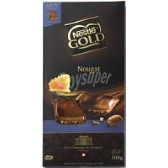 Gold Nestlé Chocolate Nougat Tableta 100 g