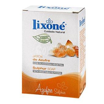 Lixone Jabón de azufre pieles grasas 125 g