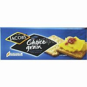 Jacob's Galletas choice grain crackers pag 200G