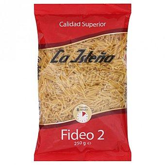 La Isleña Fideos nº 2 Paquete 250 g