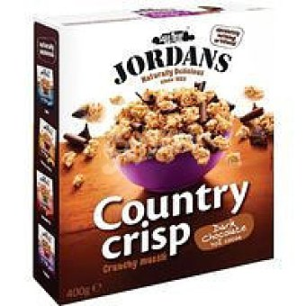 Jordans Cereales Country chocolate 375g 375g