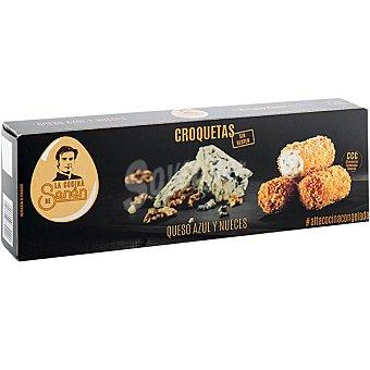 LA COCINA DE SENÉN croquetas de queso azul y nueces estuche 200 g