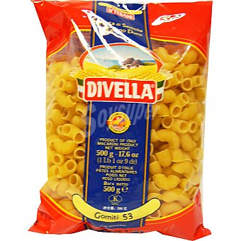 DIVELLA Pasta gomiti 53 500 g