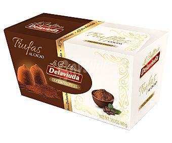 Delaviuda Trufas al cacao 100 gr