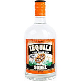Silver Sorel Tequila Botella 70 cl