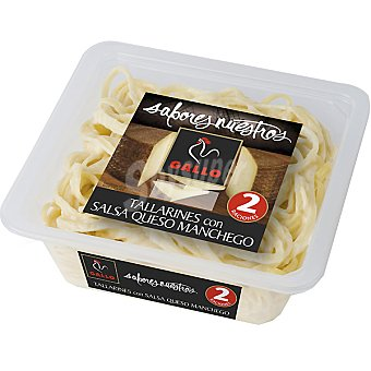 Gallo Tallarines con salsa de queso manchego 600 g